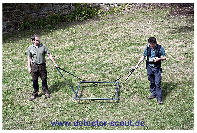 Detector Scout Lorenz Deepmax X6 Deepmax X6 In Action