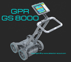 GS 8000 GPR technical details